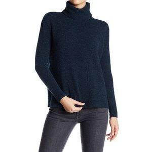 Joie Lizetta Wool Blend Turtleneck Sweater